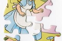 Мини пaзле ( Алиса у земљи чуда )