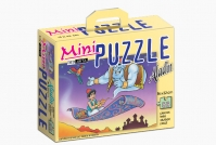 Mini puzzle ( Aladinova čarobna lampa )